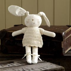 Pure Love Girl Bunny - Soft and Snuggly for Your Baby