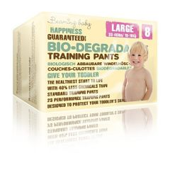 Beaming Baby Biodégradable 23 Couches-Culottes Large 15-18 kg