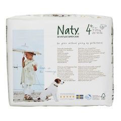 Nature Babycare Couches Maxi Plus Taille 4+ (25 couches) 9 à 20 kg