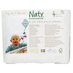 Nature Babycare Couches-Culottes Maxi 22 Couches-culottes Taille 4: 8-15 kg