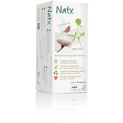 Single Pack - Nature Womencare Panty Liners (28 Extra Large Plus) - Bulk buy and save 10%