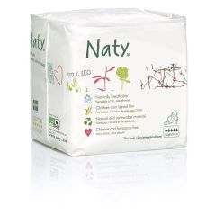Single Pack - Nature Womencare Sanitary Towels (10 Extra Night Plus) - Bulk buy and save 10%