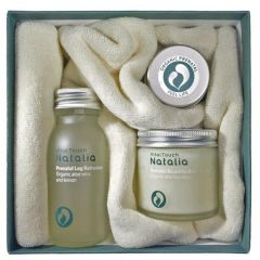 Contains Everything to relax you During Pregnancy - Natalia Beautiful Pregnant Body Box