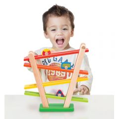 Beaming Baby Rainbow Roller - A great interactive toy to promote understanding of cause and effect!