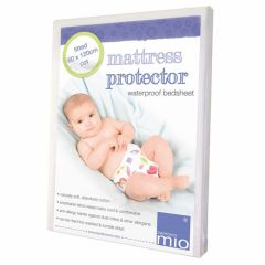Bambino Mio Fitted Cot Mattress Protector 60 cm x 120 cm