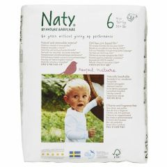 Nature Babycare Couches XL Taille 6 (18 couches)