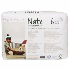 Nature Babycare Couches-Culottes XL 18 Couches Taille 6: 16+ kg